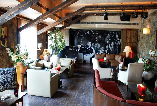 Stone Lounge and Bar