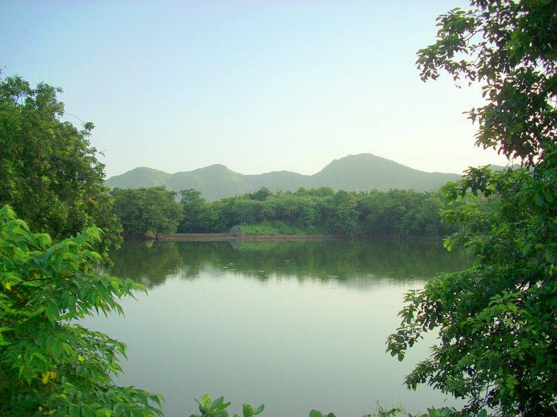 Sudershan Lake