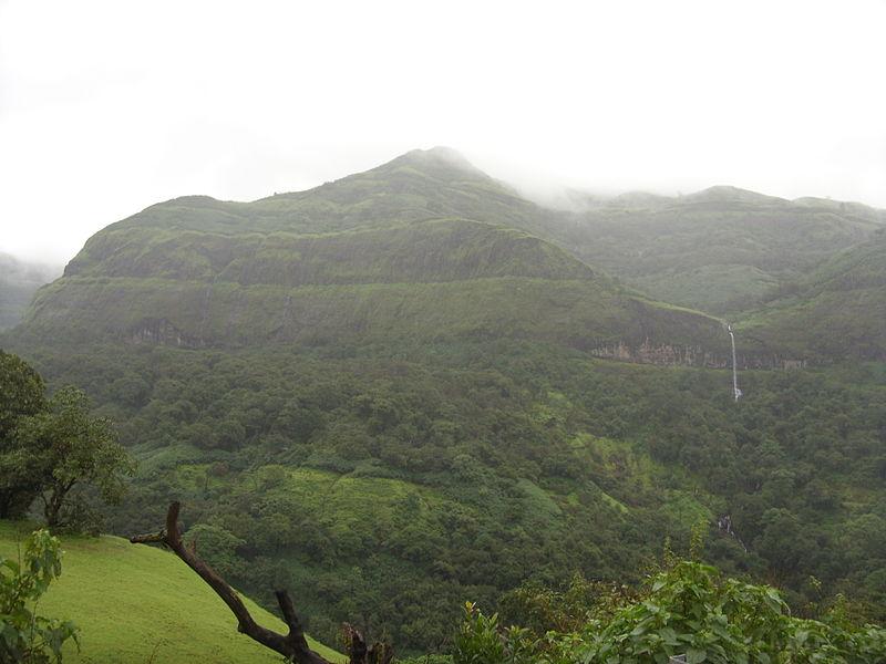 Tamhini Falls