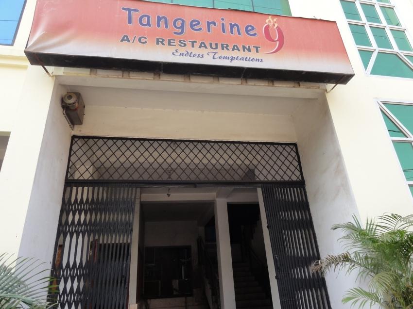 Tangerine 9