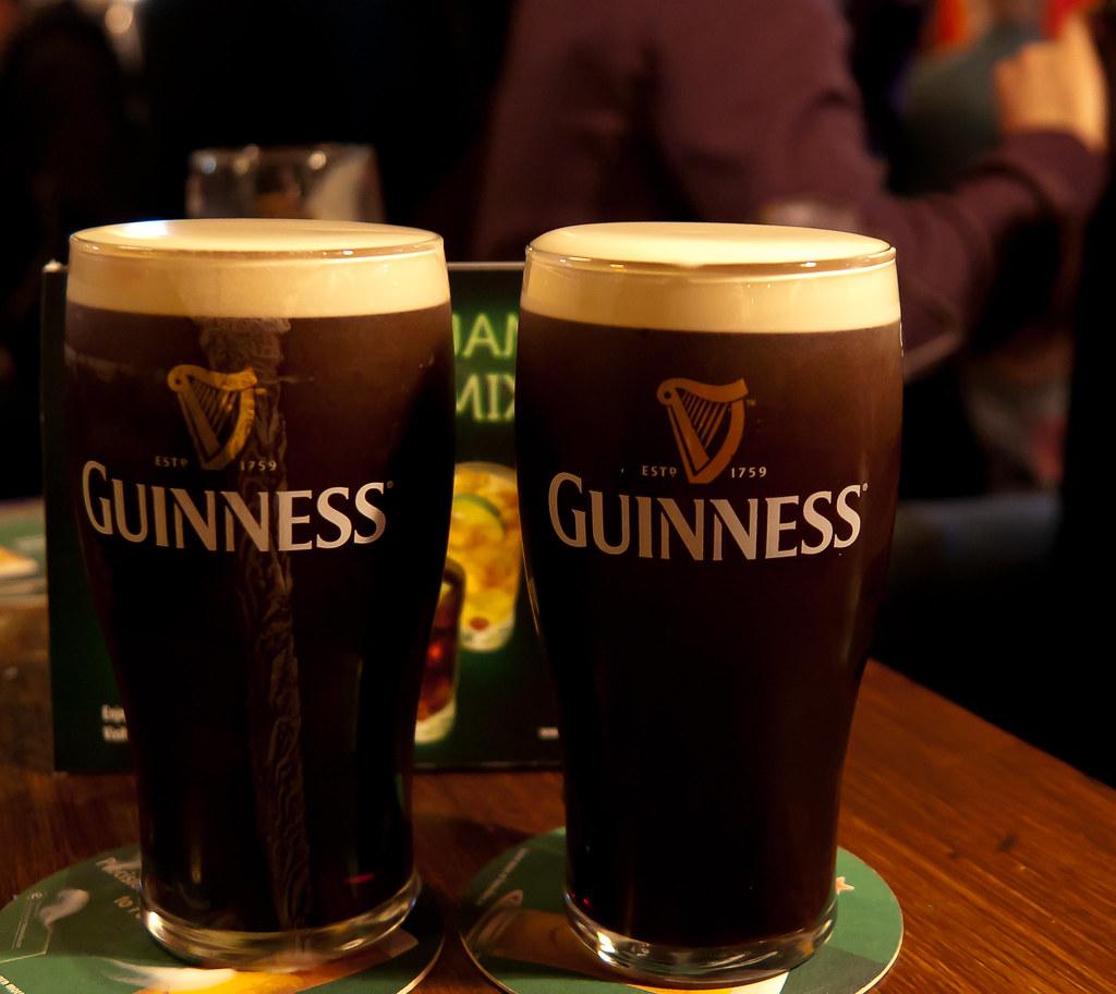 Taste Local Beer at Guinness Storehouse