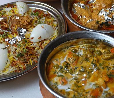 Taste of Hyderabad