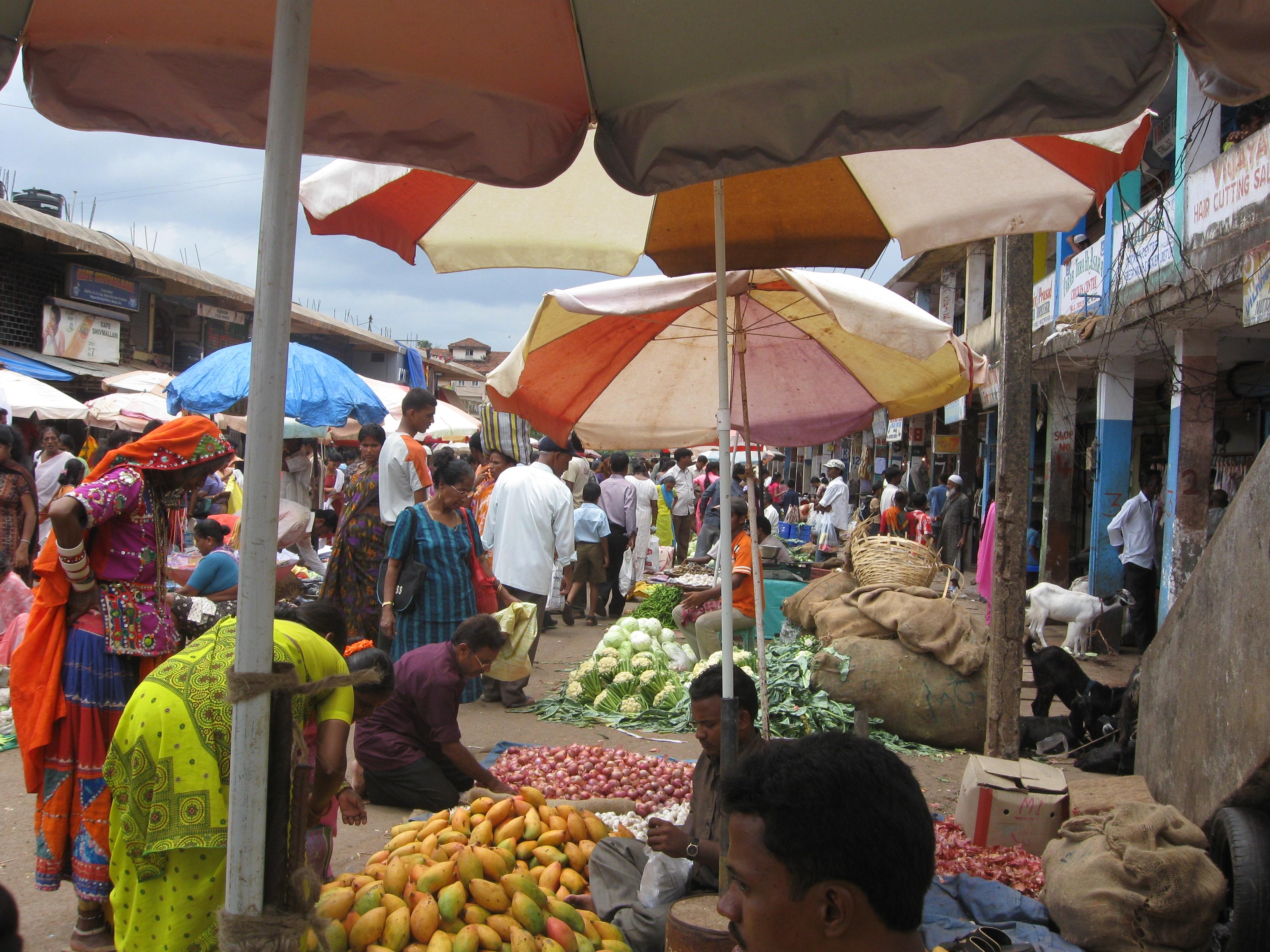 Thadi Market