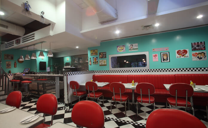 The All American Diner