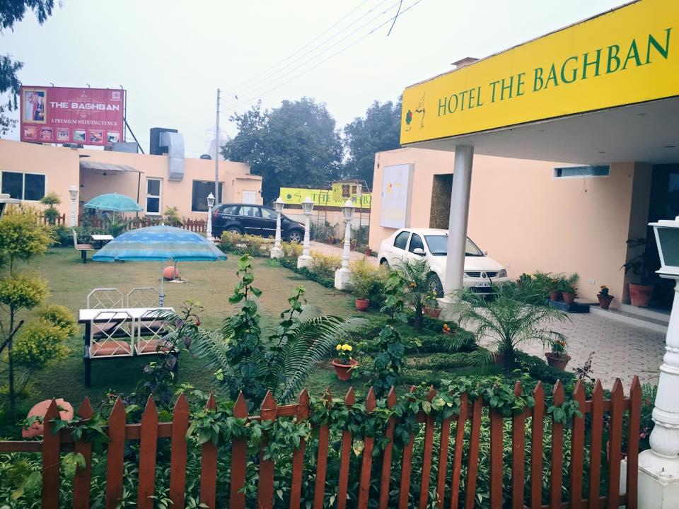 The Baghban - Haveli