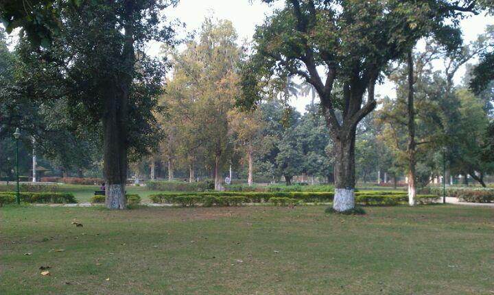The Baradari Gardens