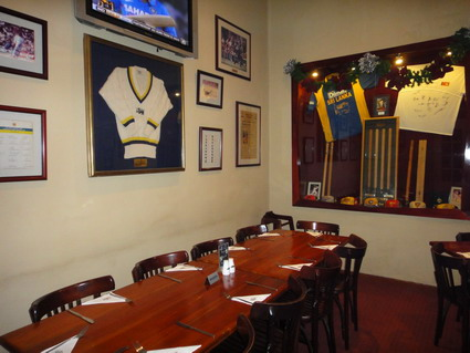 The Cricket Club Cafe