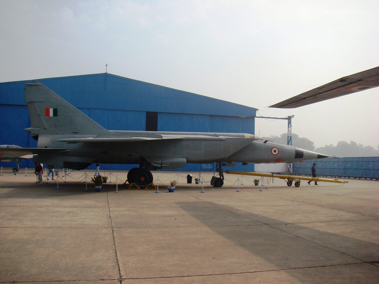 The Indian Air Force Museum