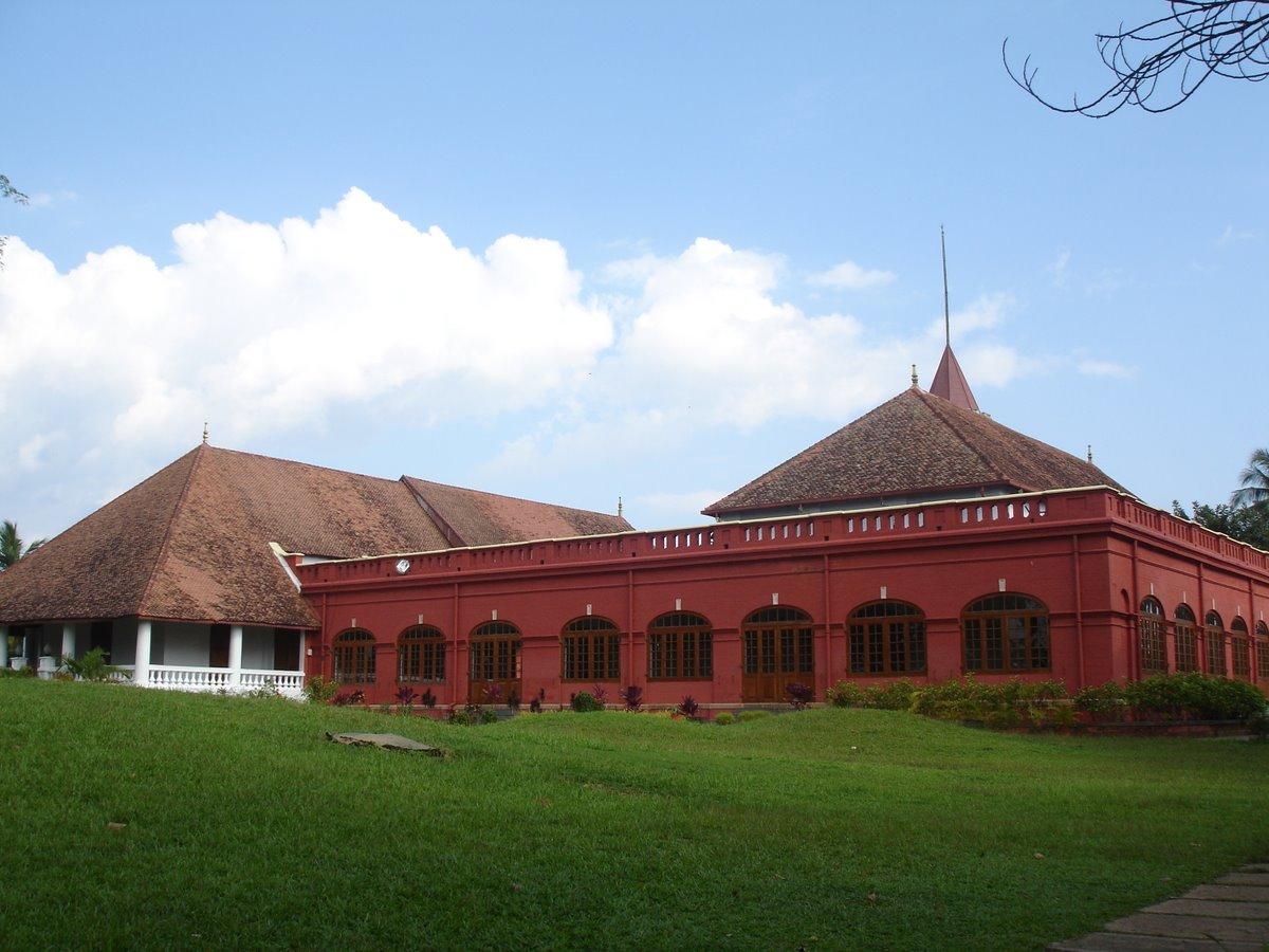The Kanakakunnu Palace