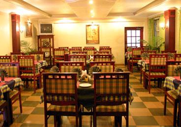 The Woodlands Hotel Restaurant