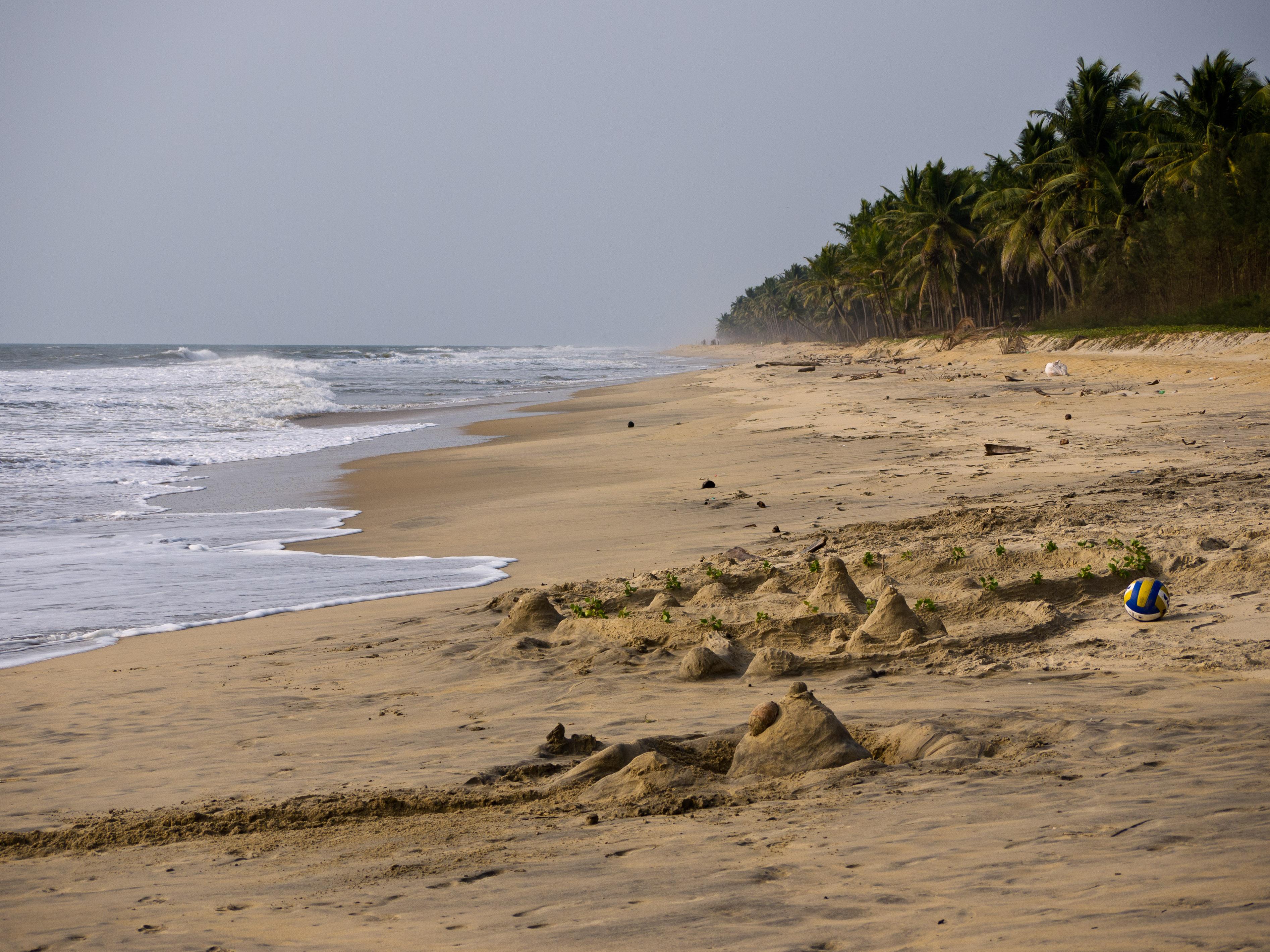 Thengapattinam Beach