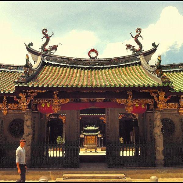 Thian Hock Kheng Temple