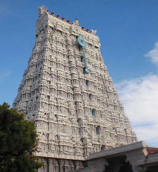 Thiruchendur Subrahmanya Temple