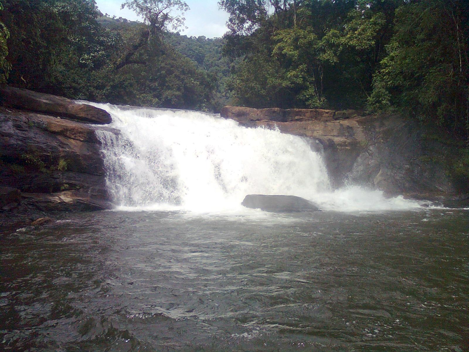 Thommankuthu Falls, Idukki