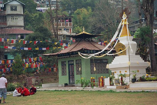 Thongsa Gompa (Bhutanese Monastery), Kalimpong