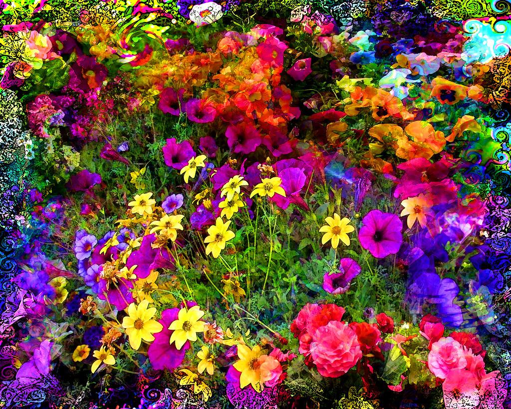 Thread Garden