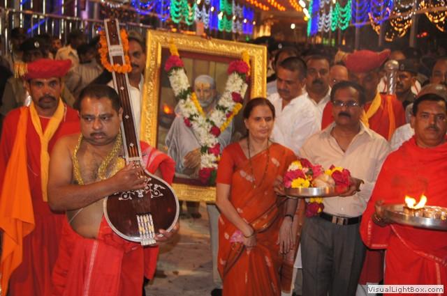 Thursday Palki Procession