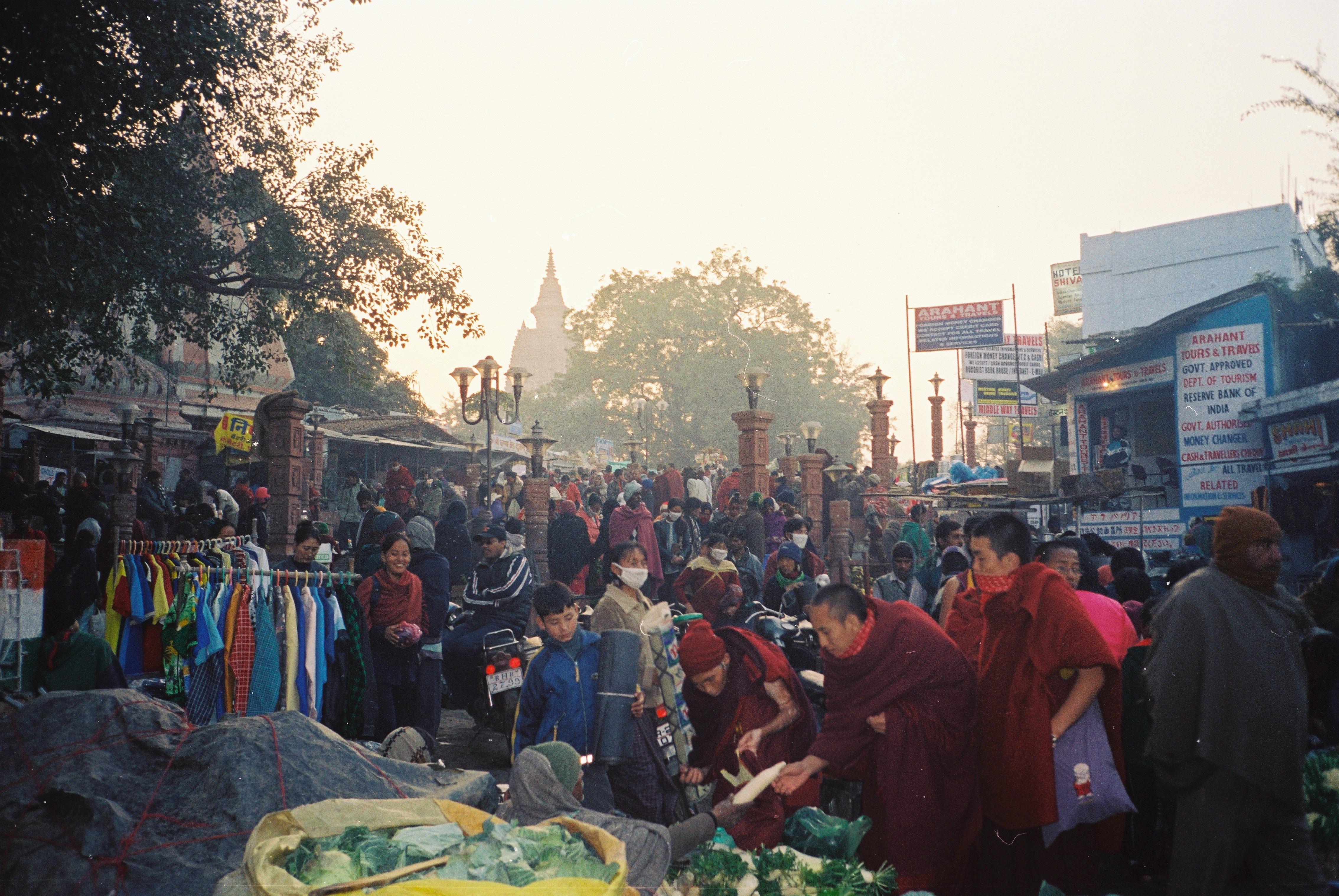 Tibetan Refugee Market