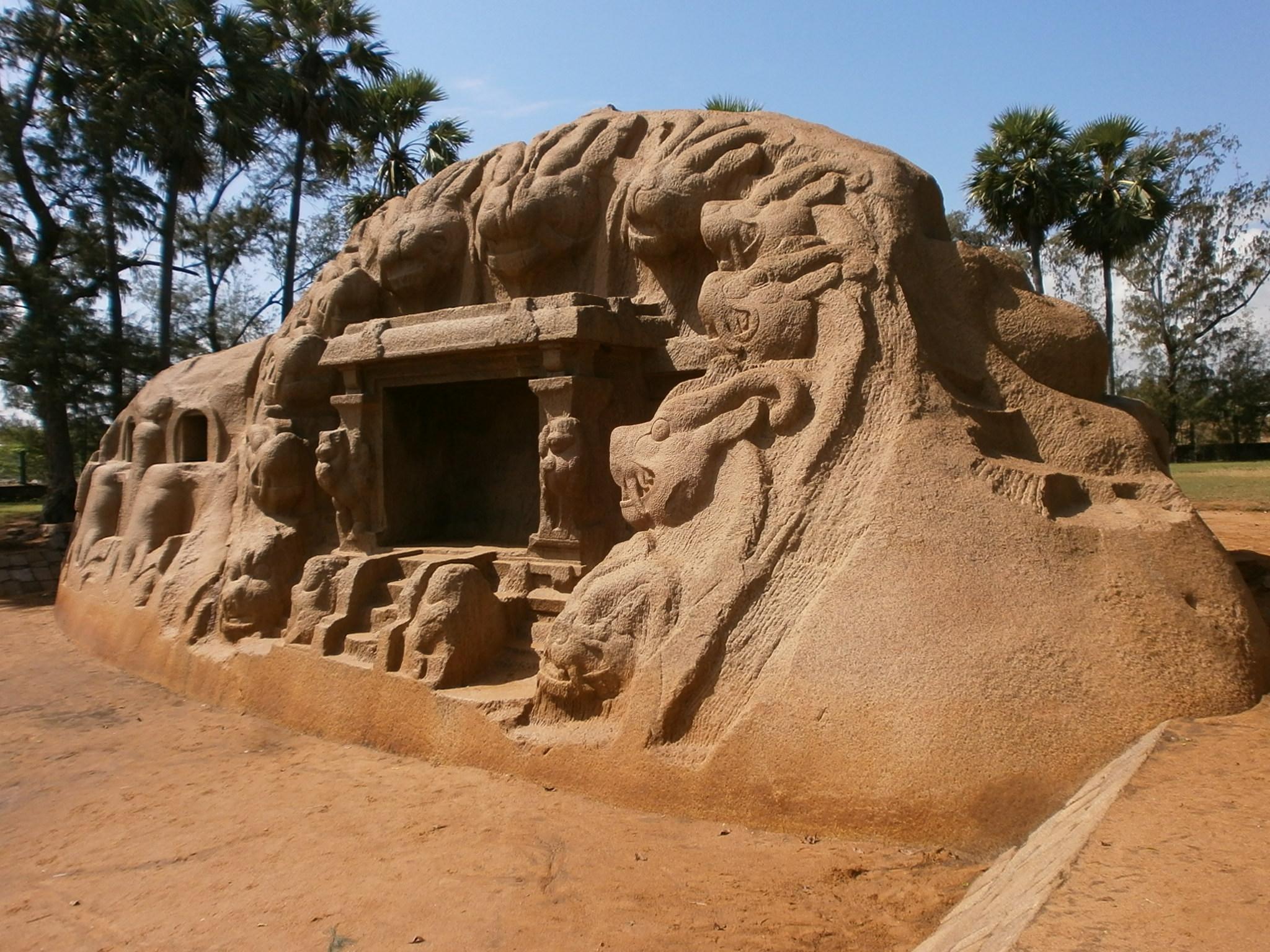 Tiger's Cave (Yali Mandapam)