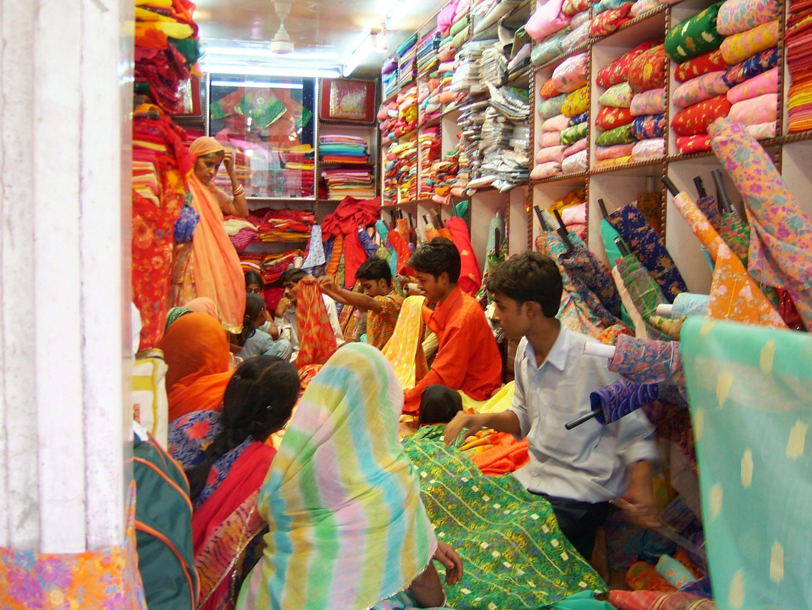 Tikva Chand Shah Market