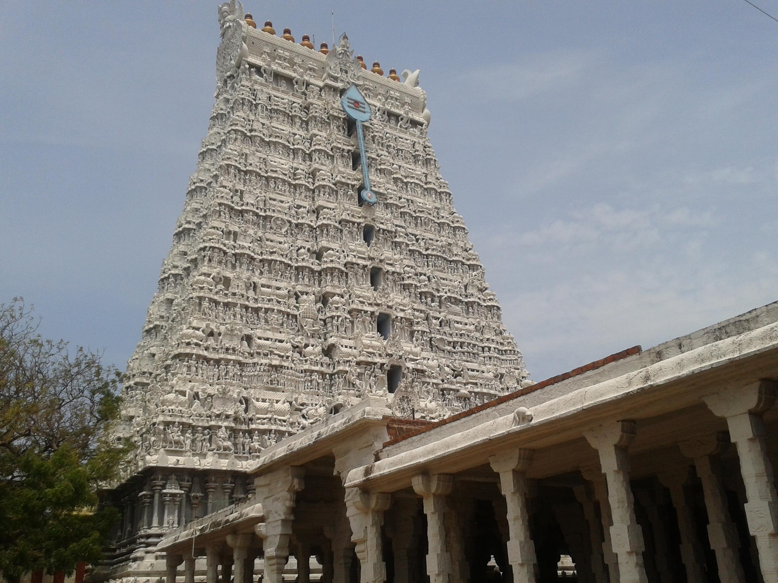Tiruchendur Temple