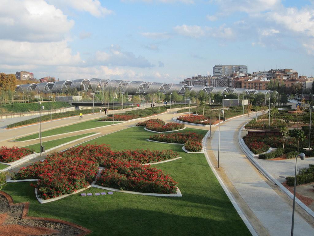 Tour the City Parks