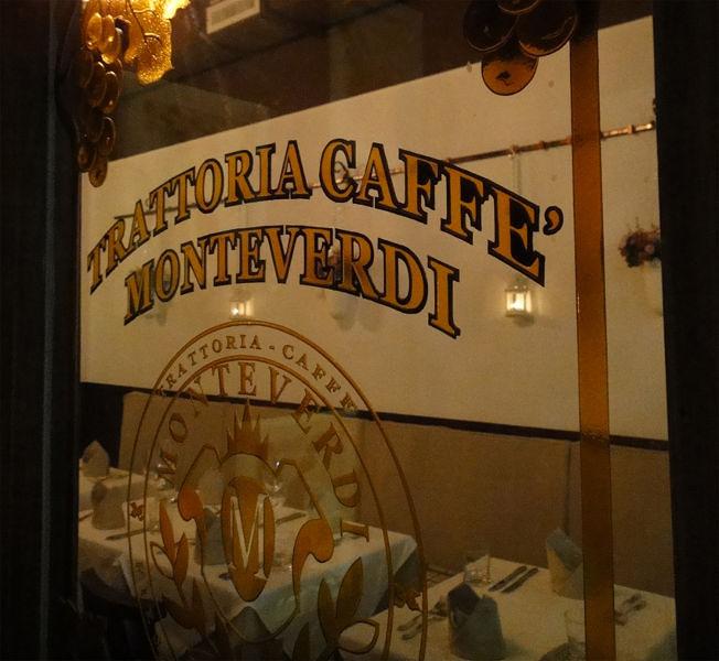 Trattoria Caffe' Monteverdi