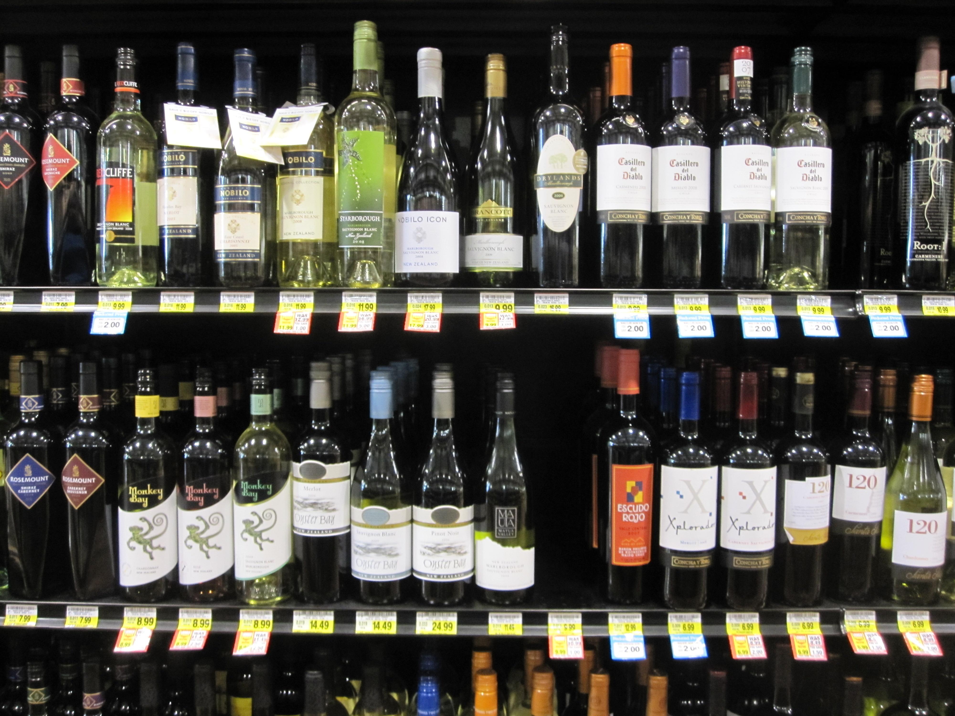 Treacher's Wines