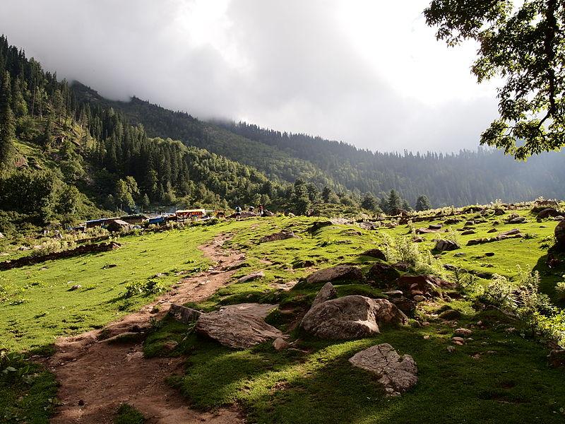 Trek to Kheer Ganga
