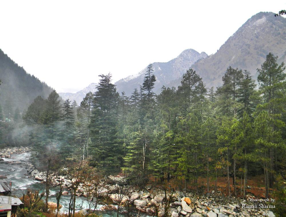 Trekking in Kullu