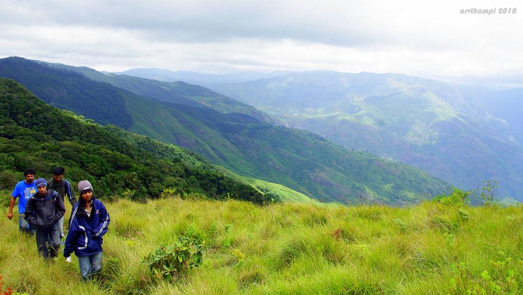Trekking in Nilgiris