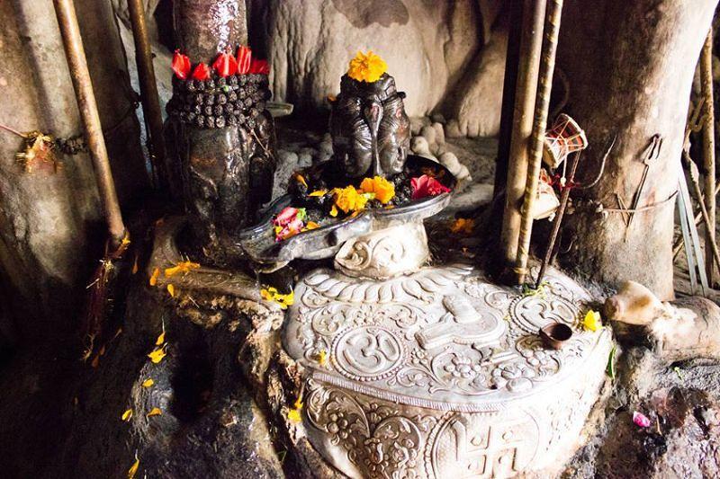 Trilokinath Cave Temple