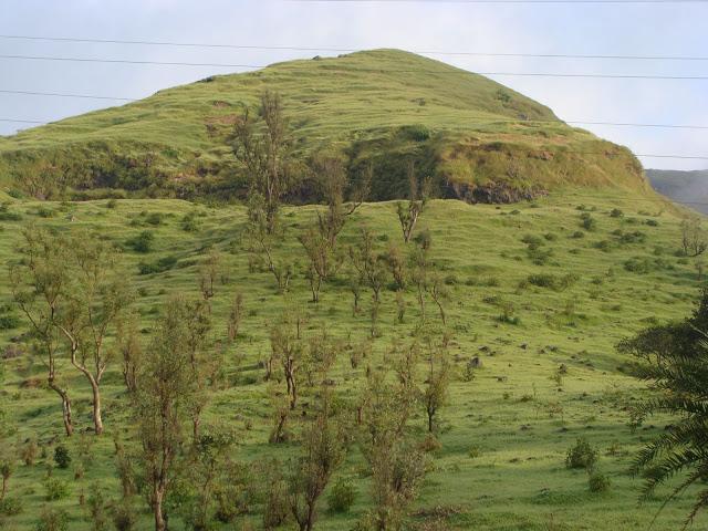 Tringalwadi Trek