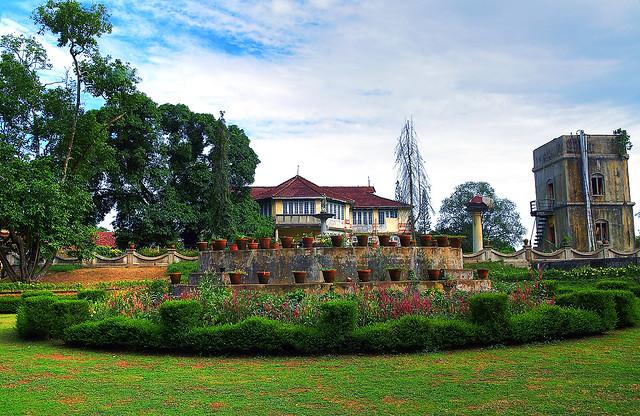 Tripunithura Hill Palace, Chottanikkara
