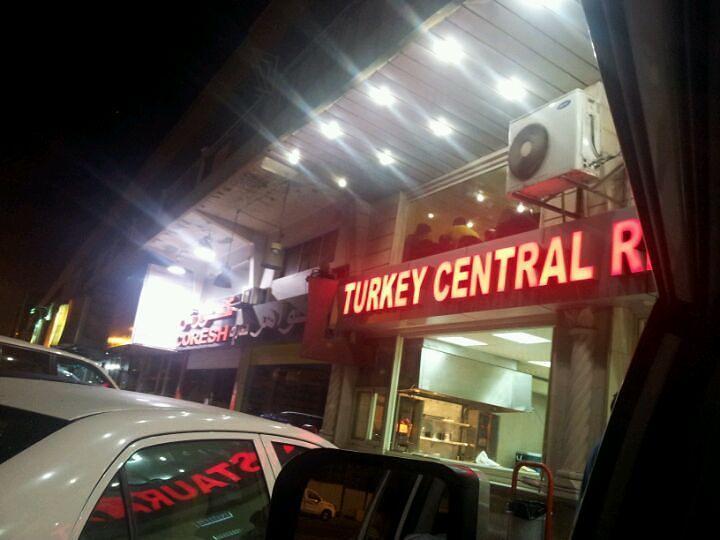 Turkey Central