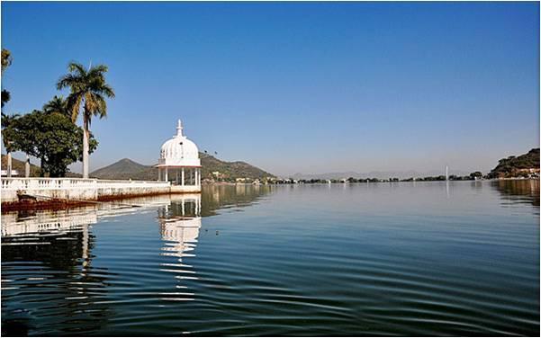 Udai Sagar Lake