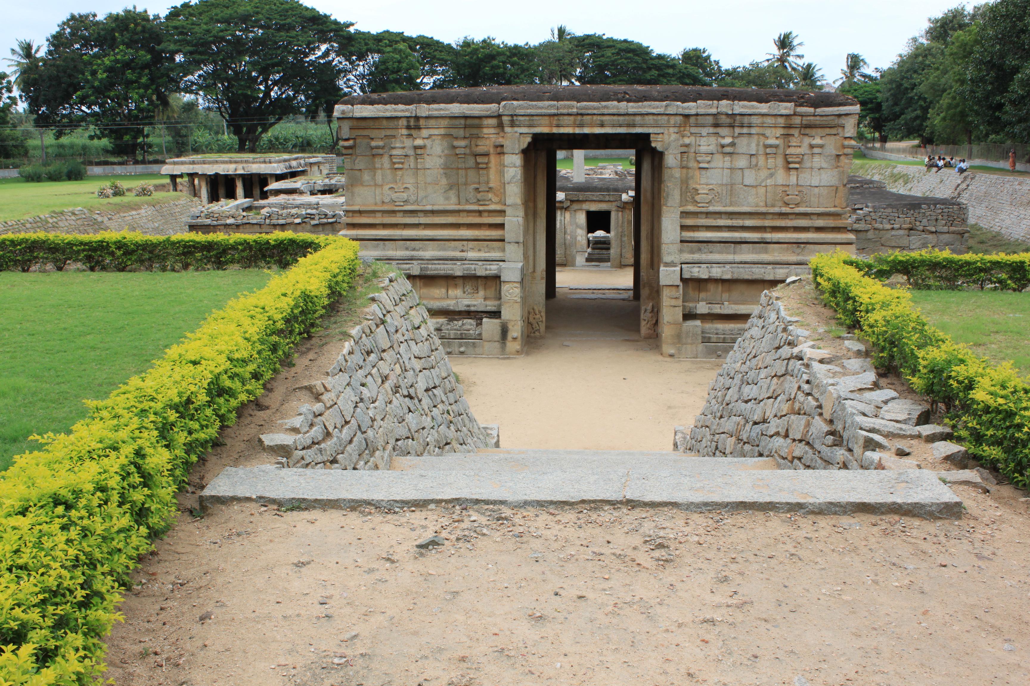Under Ground Shiva Temple