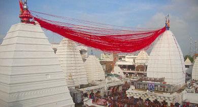 Vaidyanath Jyotirlingam Temple Deoghar