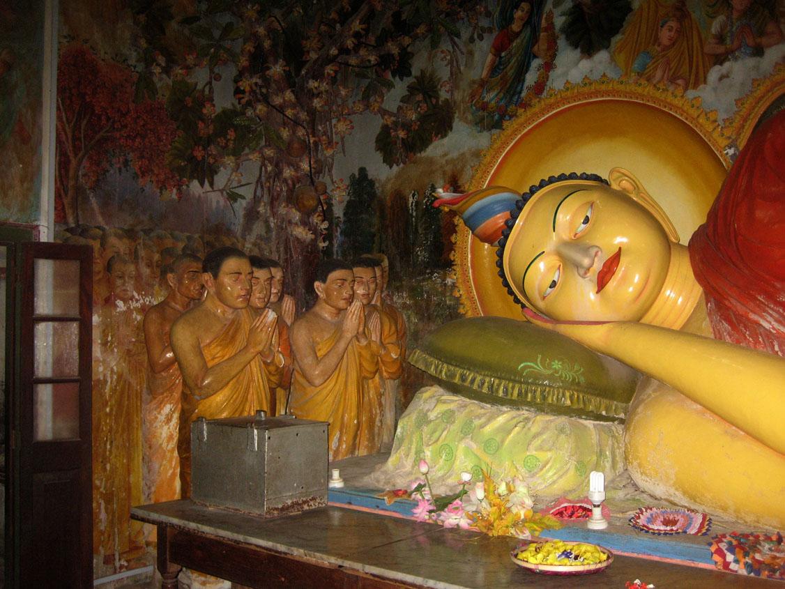 Vajiraramaya Temple
