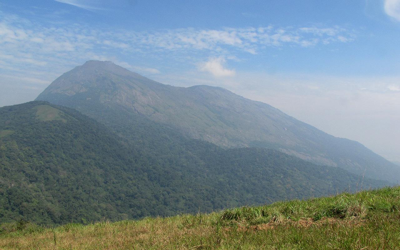 Velliangiri Hills