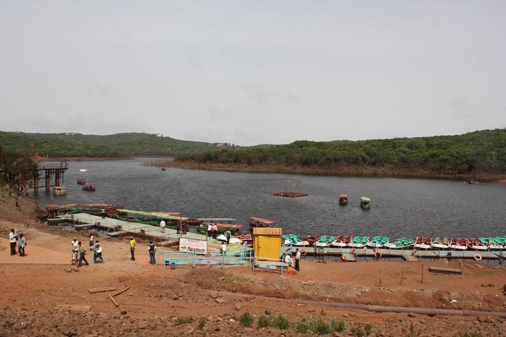 Venna Lake Choupati