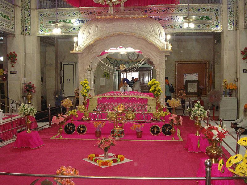 Yahiyaganj Gurudwara