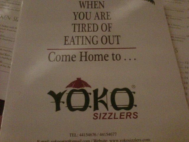 Yoko Sizzlers