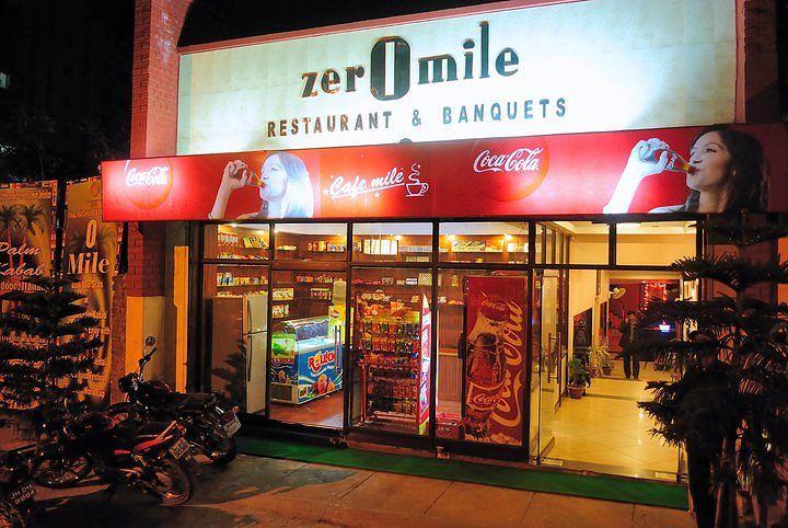 Zero Mile Restaurant
