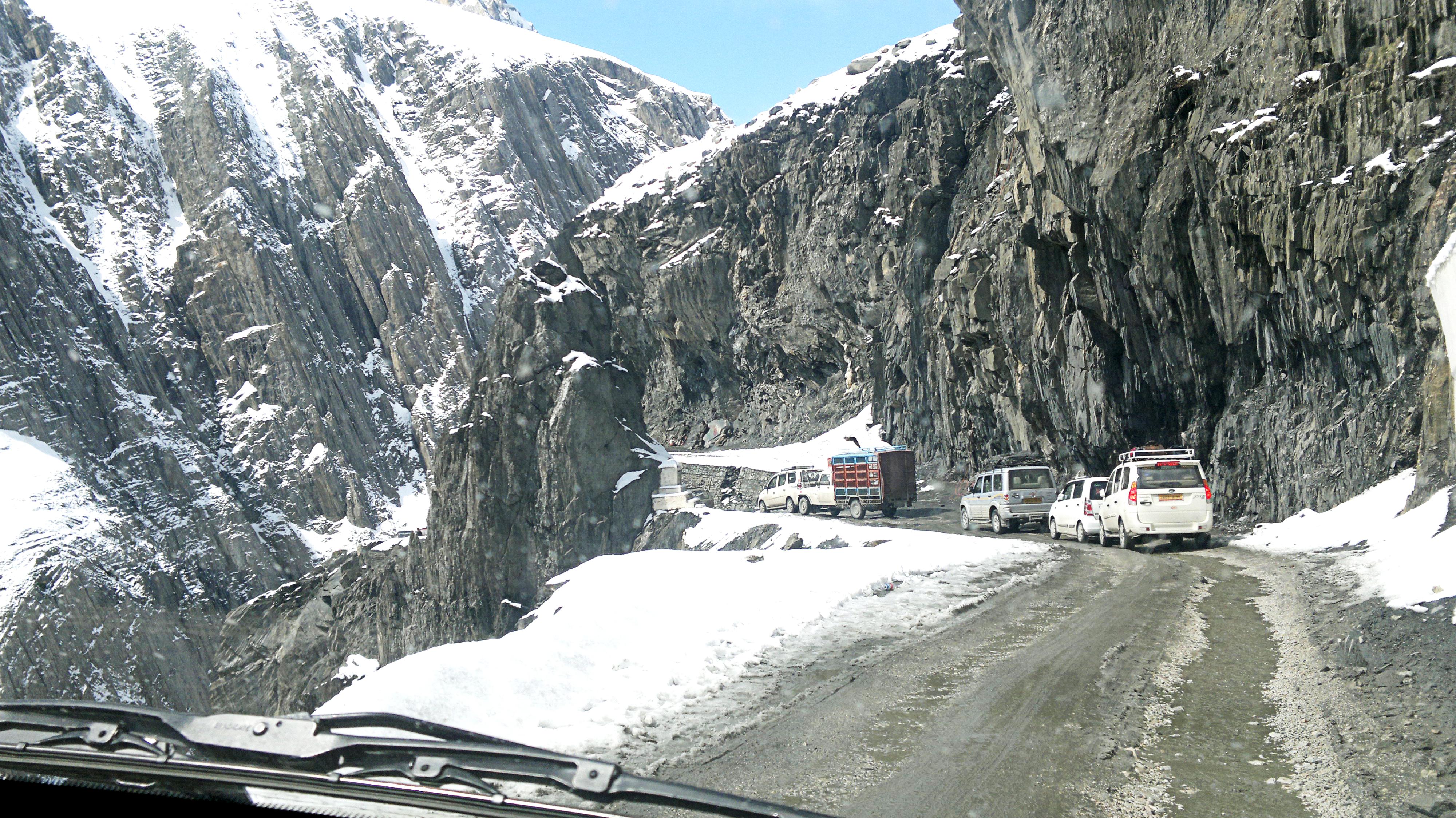 Zoji La Pass