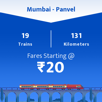 Mumbai To Panvel Trains