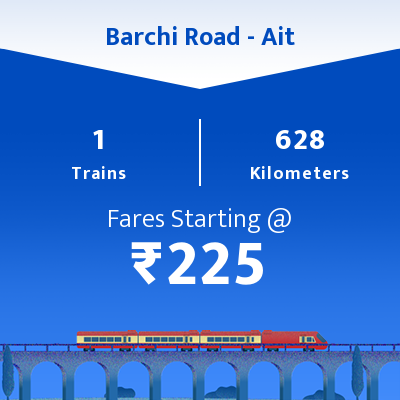 Barchi Road To Ait Trains