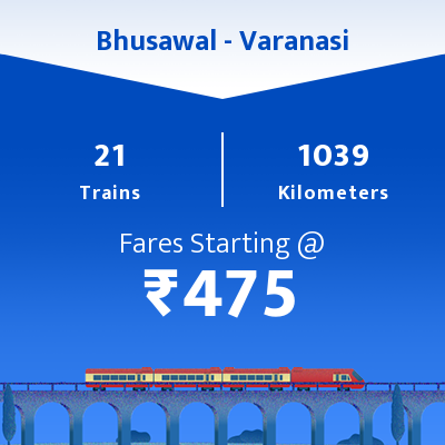 Bhusawal To Varanasi Trains