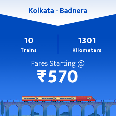 Kolkata To Badnera Trains