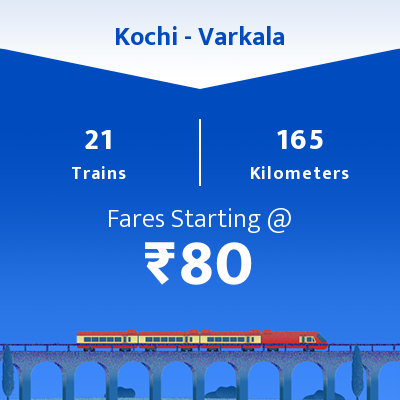 Kochi To Varkala Trains